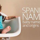 20 NAMEN Spanisch für die Jungen