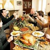 12 Getränke durch Thanksgiving bekommen