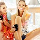 Wie man ein Mädchen mit vielen Freunden bis heute