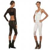 5 heiße sieht rohe Sportswear-Kollektionen Norma Kamali