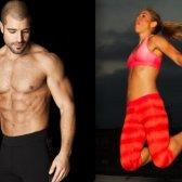 Die Fitness-Trainer, die Sie Text