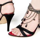 accessorized Schuhe