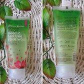 Aroma Magic Neem und Tee das Gesicht des Baumes zu waschen