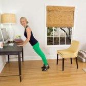 Barre3 Gründer Sadie Lincoln möchte, dass Sie in Ihrem Büro schwitzen