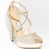 Bejeweled Jimmy Choo Schuhe