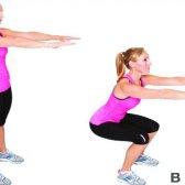 Beste Übungen für die Oberschenkel und Hüften schlanker