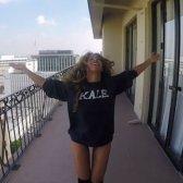 Beyonce hat eine Sache für Kohl