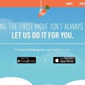 Carrot-Dating-Anwendung, Datenbank-Anwendung-Dating-Töpfe können Sie Ihren Weg durch Termine zu bestechen