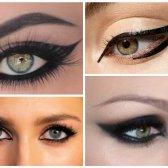 Cat Augen Make-up Tutorial