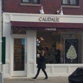 Caudalie eröffnete zwei Beauty-Shops in New York