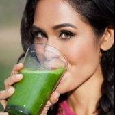 Celeb Ernährungs Kimberly Snyder öffnet Geschäft glühen Smoothie