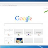 Chrome Home-Button