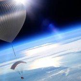 In Kürze: Höhen-Ballonflüge, die einen Blick auf den Platz bieten
