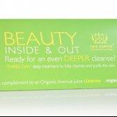 Detox Partner: Tata Harper und Bio-Allee startet Saft und Hautpflege Reinigung