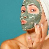 DIY-Maske für Akne