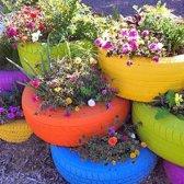 Die Kunst der DIY Garten mit einem modernen Twist