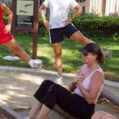 Haben Sie, was es braucht, ein Fitness Boot Camp Rookie zu sein?
