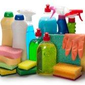 Wissen Sie, was in Ihrem Reinigungsmittel ist?