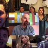 Sterben Teenager schrieb ein Lied, 30 Prominente überraschen ihn mit Lip Sync Video