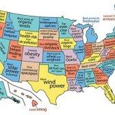 Die besten und schlechtesten Gesundheits- und Umweltbeiträge der einzelnen Staaten [Infografik]