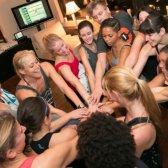 Zusammenfassung der Veranstaltung: Fitness-App starten Lacey Stein der Partei in appcession