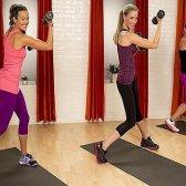 Brennen Übung und Training Fat-Tipps zu Hause