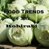 Food-Trends 2015: Kohlrabi