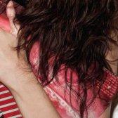 Erhalten Sie natürliches Make-up Schaukel Neujahr