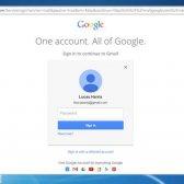 Google Mail-Kontakten