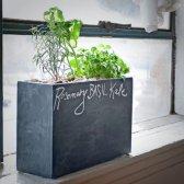 Pflegen Sie Ihren Garten ohne Schmutz oder Raum