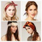 Haar-Accessoires für den Sommer