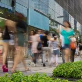 """Gesundheit gewinnen! Cities """"sind begehbar zukünftige Entwicklung"""