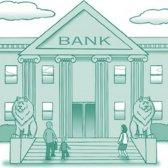 Wie haben die Banken beginnen