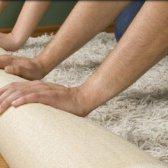 Kommentar Sie Teppich installieren?