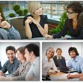 Wie man Geschäftsbeziehungen mit Kunden aufzubauen