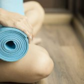Sauber Kommentar UN Yoga-Matte