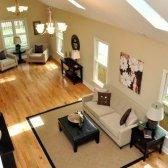 Wie man einen langen, schmalen Raum zu dekorieren
