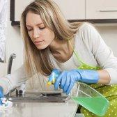 Wie alle Oberflächen in der Küche zu desinfizieren