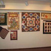 Kommentar anzeigen Quilt Wandbehänge