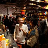 Internationale Tee-Marke t2 öffnet seine erste US-Boutique in Soho
