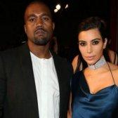 Kim Kardashian Kanye West wünscht alles Gute zum Geburtstag auf Social Media