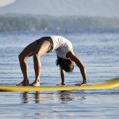 Kimberly Snyder: versuchen Yoga sup