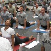 Link-Liebe: Yoga für Veteranen, beträgt das Rezept tara für Energie und mehr