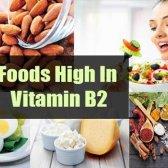 Liste der Lebensmittel, die reich an Vitamin B-Komplex, müssen Sie wissen,