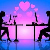 Führen Sie die Vor-und Nachteile von Online-Dating zu finden
