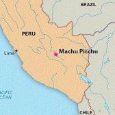 Besuche in Machu Picchu