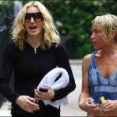 Madonna baute ein Fitness-Studio zu Hause nach Split mit Tracy Anderson