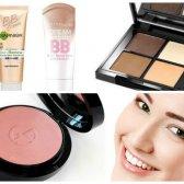 Make-up Tutorial für einen Blick jeden Tag