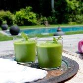 Mein Lieblingsrezept von grünen Saft: athena calderone