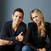Mein Lieblings grünen Saft Rezept: David Mandelbaum und Jessica Lloyd